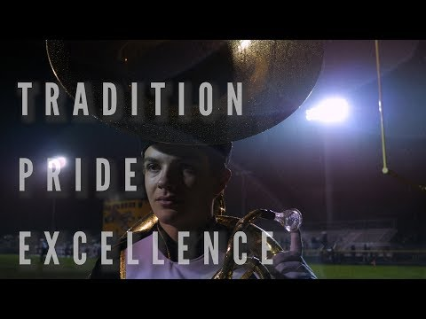 Cuyahoga Falls High School Tiger Marching Band Promotional Video 2019
