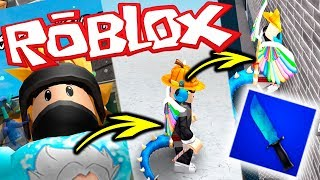 THIS GUY IS THE MOST HACKER OF ALL MURDER MYSTERY 2 ROBLOX