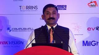 13th WES, Mumbai: Inaugural Session - Major Harsh Kumar, Secretary, NCERT