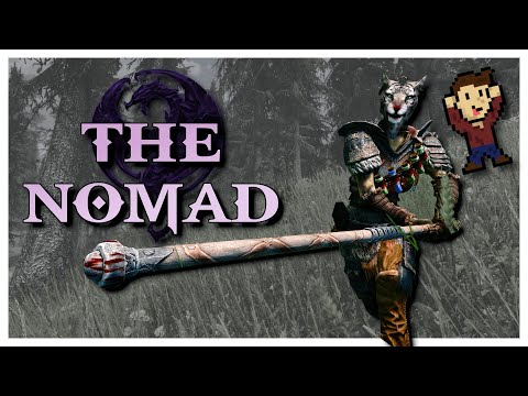 The Nomad :: 2019 Skyrim Modded Character Build