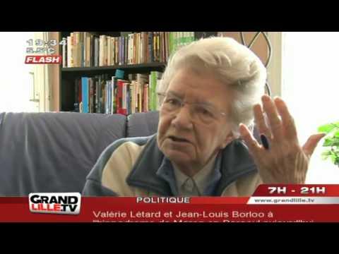 Sylviane, 86 Ans, Doyenne De La Liste Europe Ecologie Nord