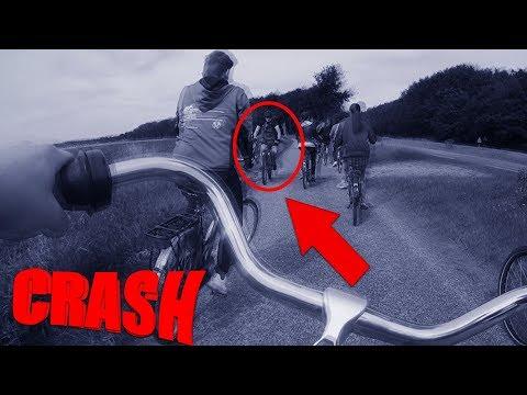 Fahrrad CRASH Auf Der Klassenfahrt?!   Holland Vlog #2   Ekki