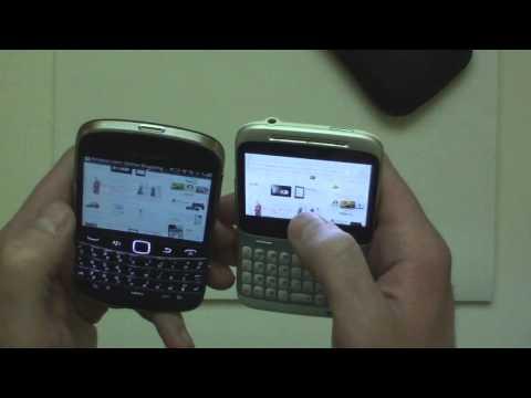 Blackberry bold 9900 vs bold 9000 vs HTC chacha(a810e) size,browser, speed
