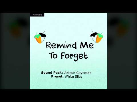 Remind me to forget KYGO ft. Miguel - Instrumental-