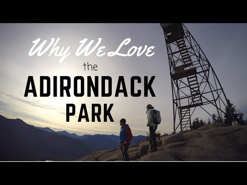 Why We Love The Adirondack Mountains...