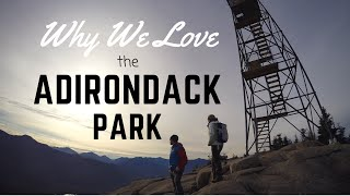 why we love the adirondack mountains