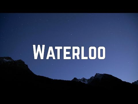 Abba - Waterloo (Lyrics)