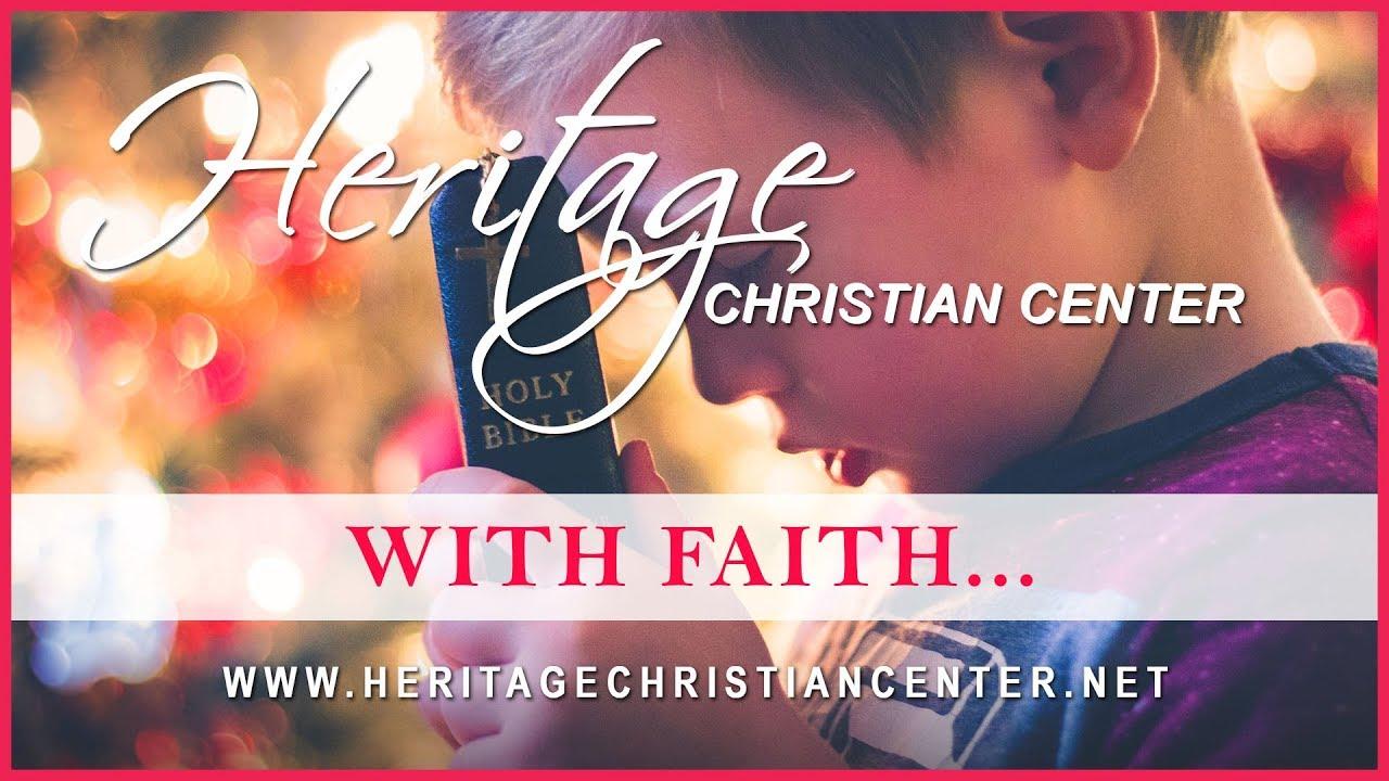 With Faith...