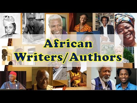 AFRICAN AUTHORS & WRITERS | Talking Drums