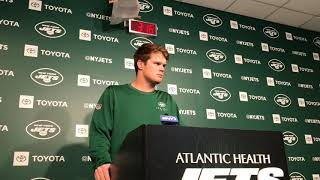 Jets' Sam Darnold in great shape returning from mono