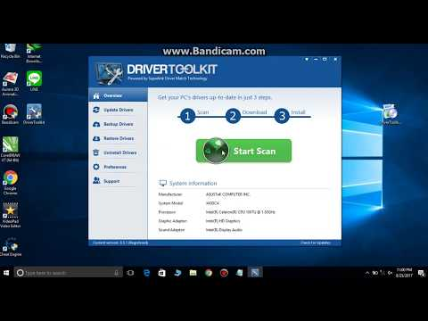 Install Driver Toolkit + Crack