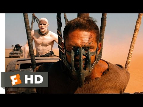 Mad Max: Fury Road - Attack on the War Rig Scene (1/10) | Movieclips