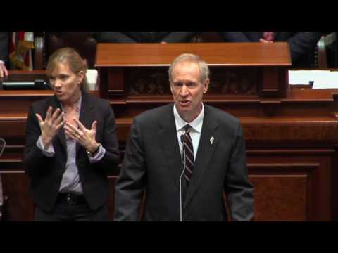 Bruce Rauner State of the State Address 2017