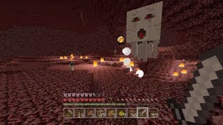 Minecraft Xbox - Quest To Kill The Ender Dragon - Blazing Through The Nether - Part 18 thumbnail