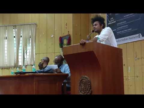 Dalit Power, Black Power - ASA HCU