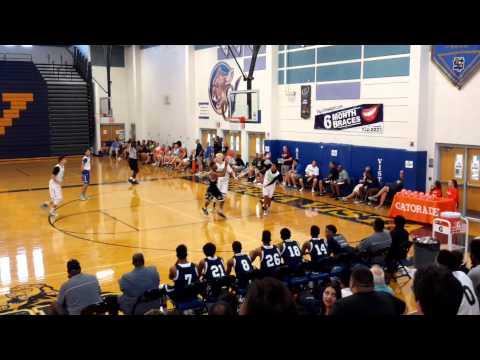 Team Superstar vs Houston Hoops: Elijah Hill