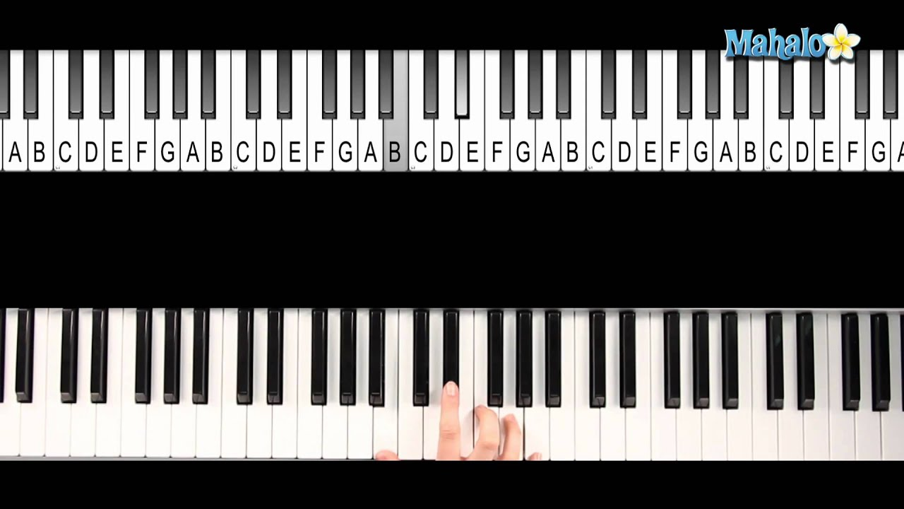 How to play a g7 augmented 1st inversion chord on piano youtube how to play a g7 augmented 1st inversion chord on piano hexwebz Image collections