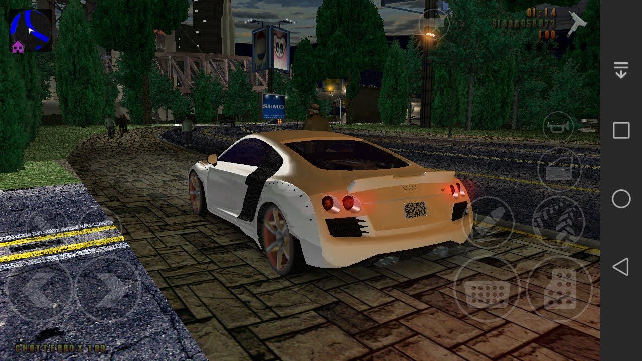 Resultado de imagem para MOD GTA 5 No GTA 3 ANDROID