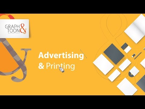 1- intro to advertising and printing
