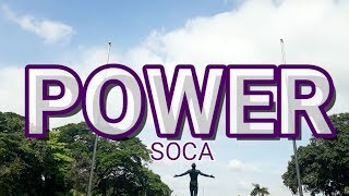 POWER | Machel Montano | SOCA | Intense Leg Workout | JM x CM