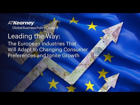 Leading the Way: European Industries That Will Adapt and Ignite Growth