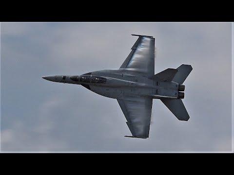 F/A-18 Super Hornet: