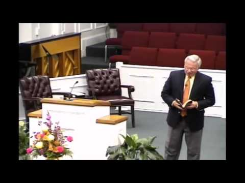 """Evangelist Tom Farrell - """"The Court of No Appeal"""""""