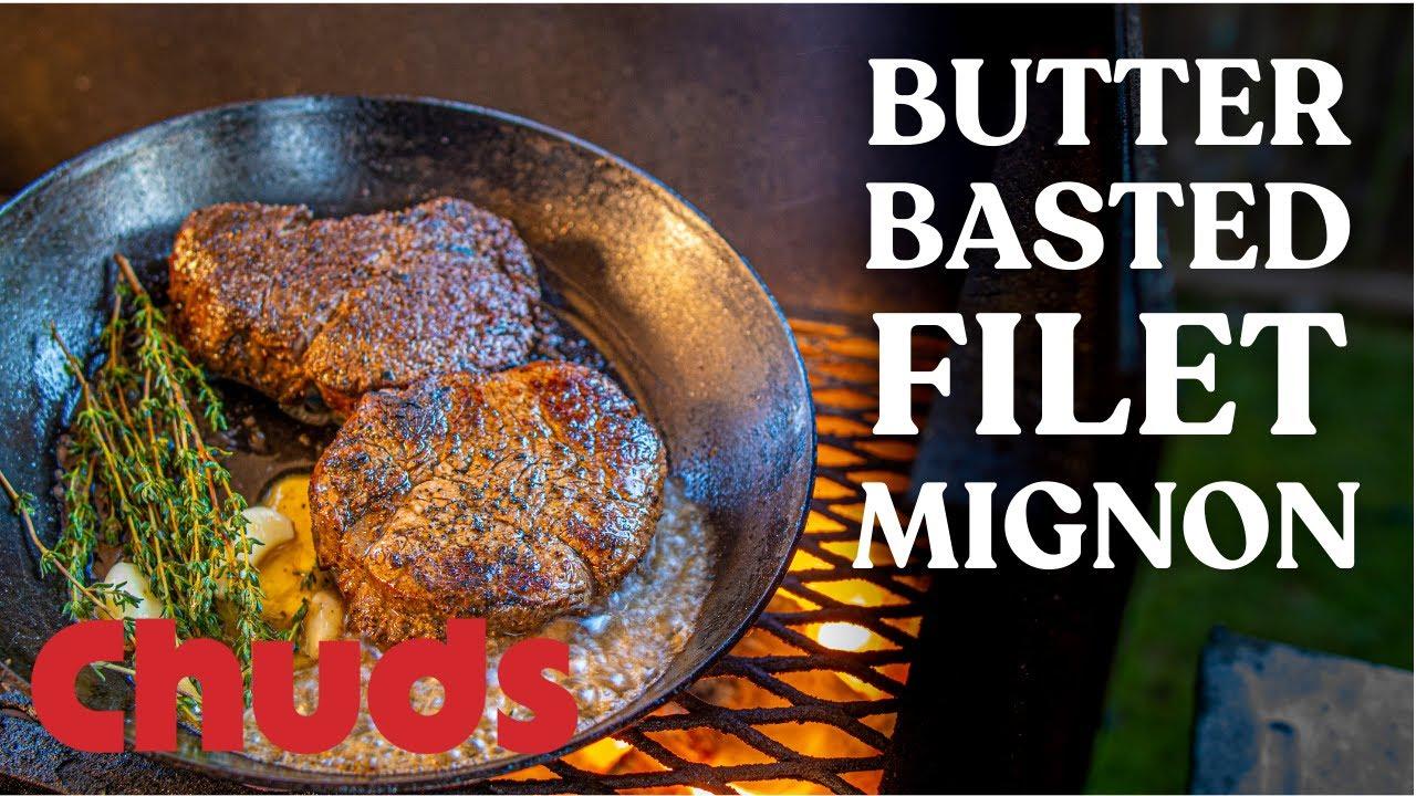 Steak!   Chuds bbq