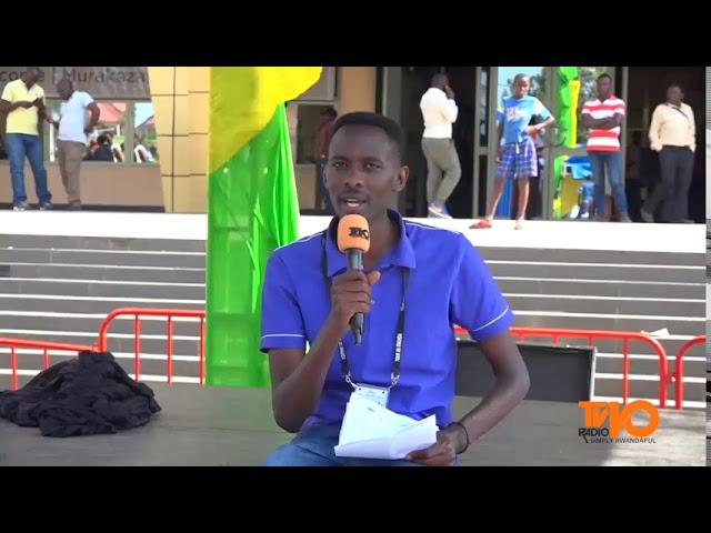Tour du Rwanda 2019: Stage 5 Crowned by Biniam Girmay from Eritrea