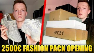XXXL FASHION PACK OPENING (Yeezy, Gucci...)