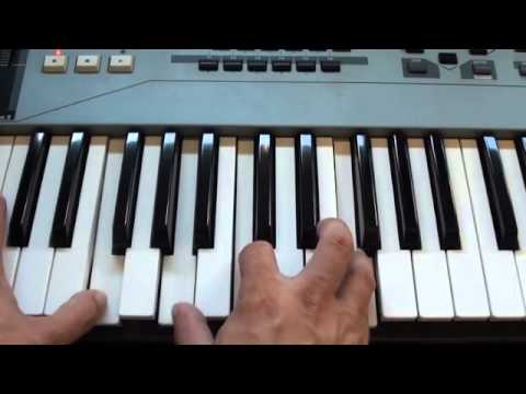 How To Play How Long Will I Love You On Piano - Ellie Goulding