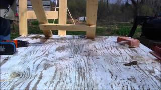 Sawhorse Build For $5 00 Swapmeet Table Leg Craft Table Leg Not Heavy Duty