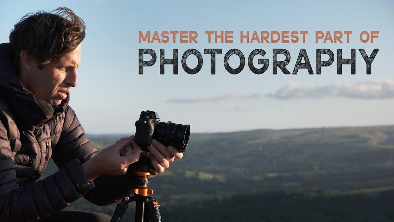 finding YOUR unique COMPOSITION for Landscape Photography