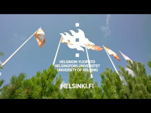 "Data science education in University of Helsinki: ""robust and solid thinking"""