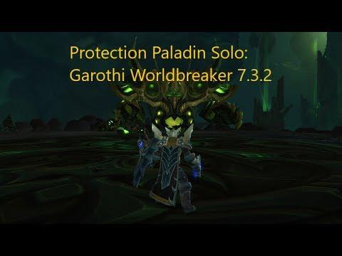 Solo Garothi Worldbreaker [WORLD FIRST] [Cheesy Strat] 7.3.2