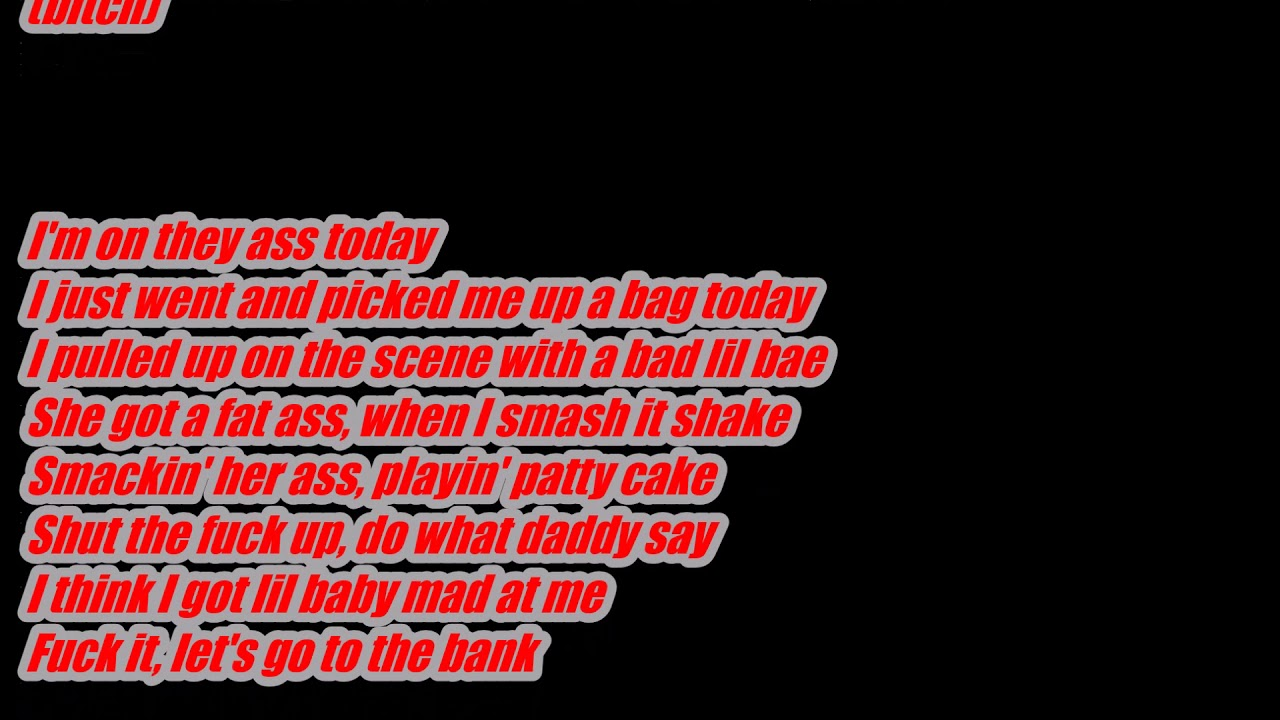 Download Baby Jesus (DaBaby) - TODAY (Lyrics)