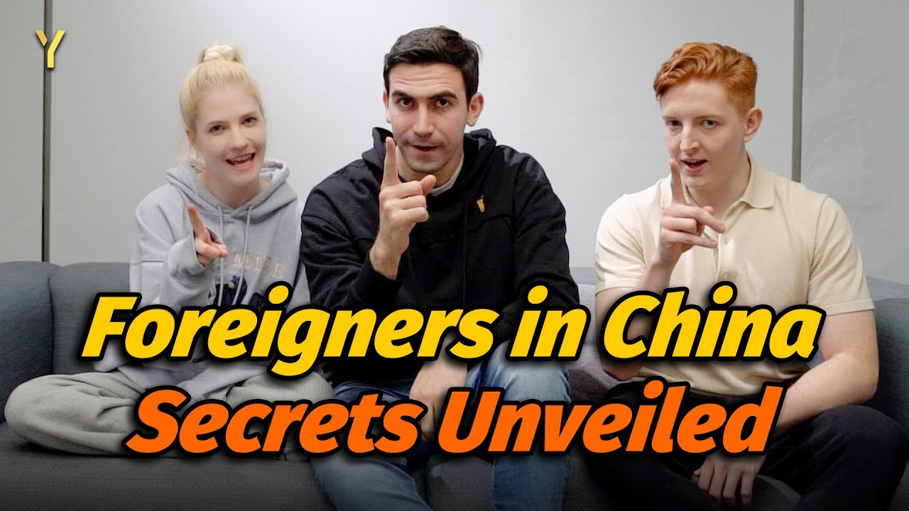 """Shocking! What do Chinese ask about Foreigners on """"China's Google""""? 某度搜索""""外国人""""会有什么奇葩问题?"""