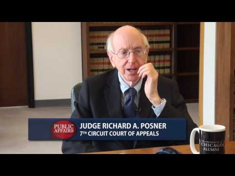 Judge Richard Posner Part 2 - Public Affairs - 2016-06-01