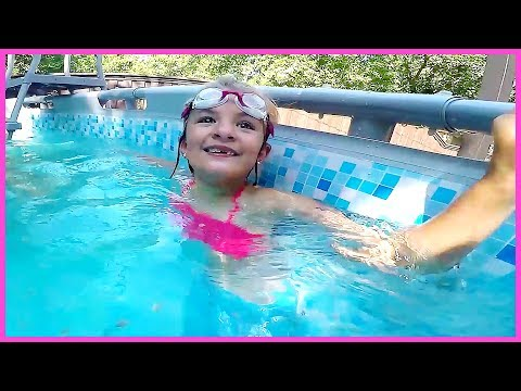 Download Youtube: LITTLE MERMAID SPOTTED IN POOL!!