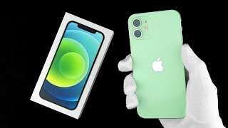 iPhone 12 Unboxing + MagSafe Charger | ASMR Unboxing