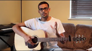 Easy Like Sunday Morning Guitar Tutorial - Lionel Richie (easy version)