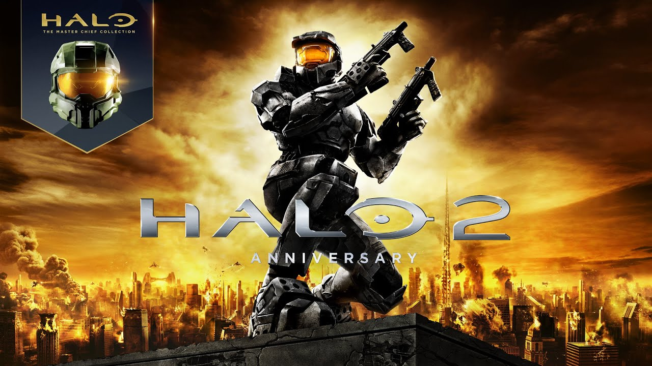 Halo 2: Anniversary PC | Halo: The Master Chief Collection - YouTube