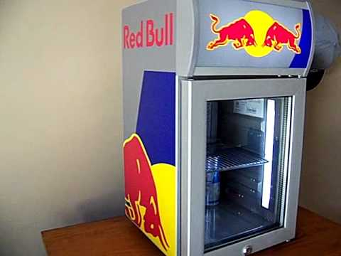 Red Bull Kleiner Kühlschrank : Red bull mini fridge youtube