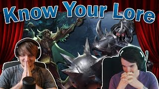 Lore Trivia Show - Know Your Lore (ft. Foxdrop)