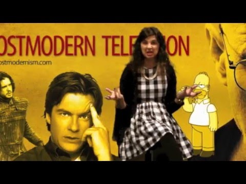 Postmodernism - Six Minute Theory - Media Studies