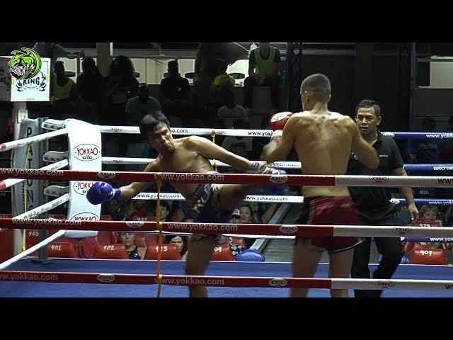 Brice Emerald Muay Thai gym vs Rotgas Pamee gym