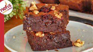 İlk Denemede Mükemmel Sonuç Garanti 👌🏻| Bol Çikolatalı Brownie Tarifi 🍫🍫