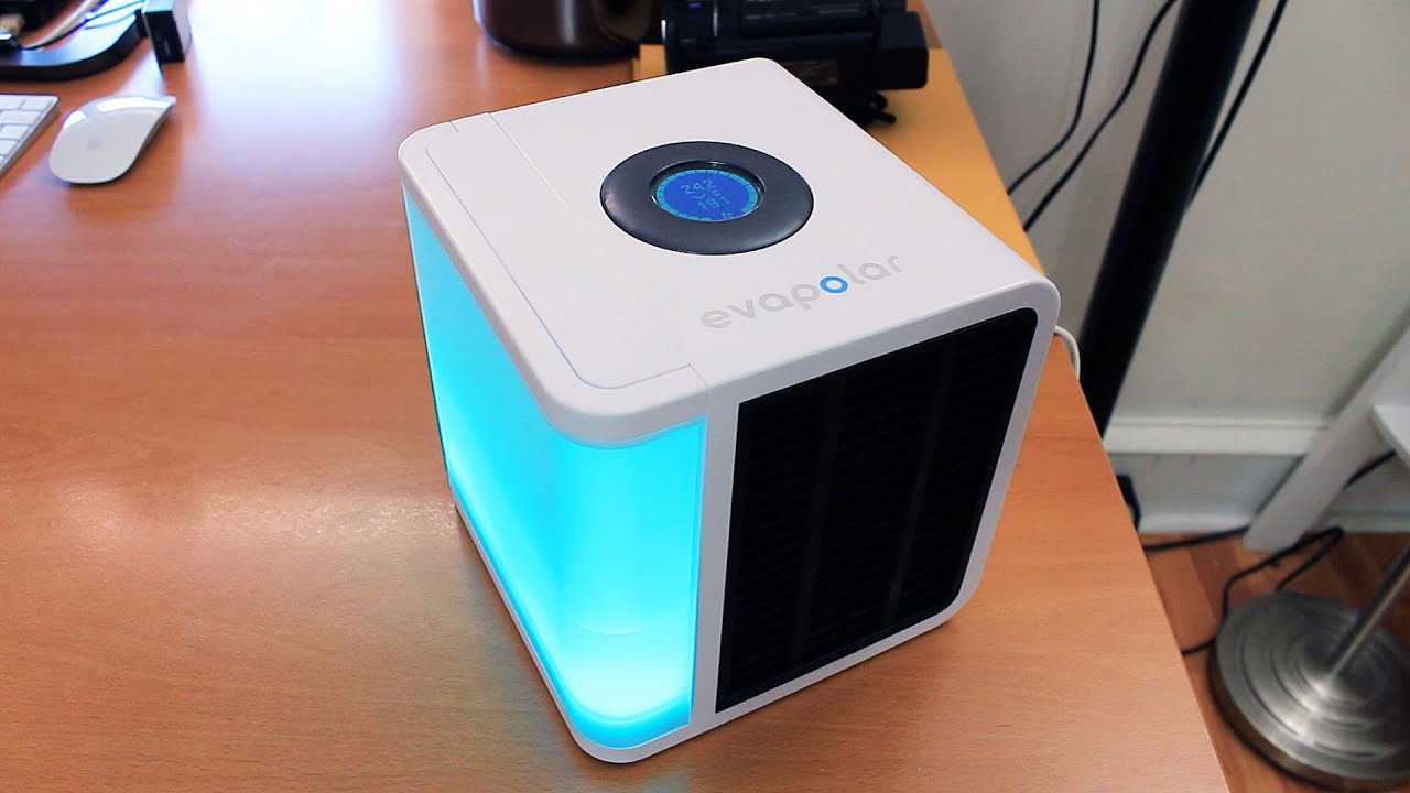 World S First Personal Air Cooler Youtube