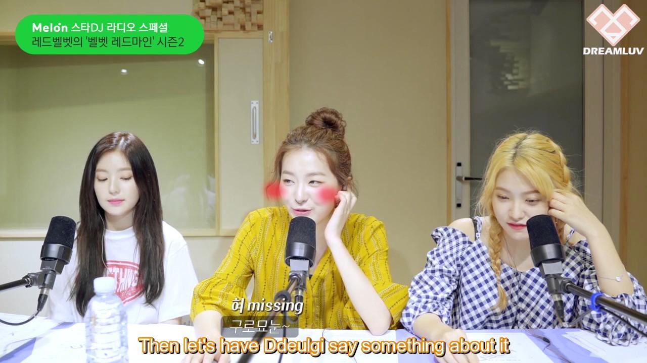 [ENG SUB] 170710 Red Velvet (레드벨벳) @ Melon Radio 'Velvet Red Mine' Season 2  Preview