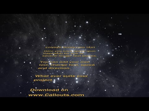 free star wars inspired camtasia template - youtube, Modern powerpoint